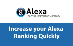 Alexa-rank Improvement